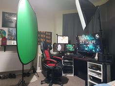 I posted that Id finished my setup..well I've changed it a bit added some new stuff...lets be honest we are never finished are we :)