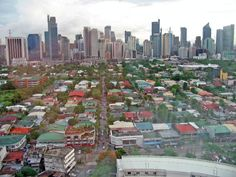 Manila, Philippines  Love Green Hills Mall, palengkes, great food, great culture