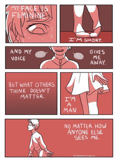 This comic perfectly shows why gender is who you are on the inside.