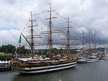 Amerigo Vespucci Grande Armada Rouen