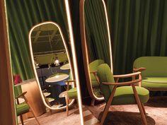 Noche rug at Tascón concept store in Barcelona. Design by Lagranja studio.