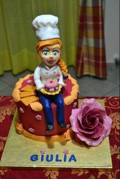 #Cake #modelling