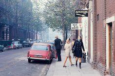 sixties London street