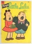 Little Lulu and Tubby. I wonder what they're singing!
