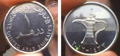 монета Объединенные Арабские Эмираты (ОАЭ)