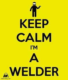 Im a welder