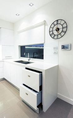 Nadin West Joinery Barnwell Merewether Pure White