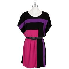 Rafaella Color Block Dress #VonMaur