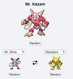 Mr Kazam