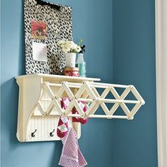 Wall Mounted Clothes Drying Rack Google Search Racks Home Remodeling Laundry