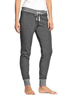 Old Navy Womens Skinny Sweatpants - These are my all-time favorite lounging pants.