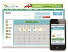 VolunteerSpot makes it easy 2 organize teachers, parents & volunteers w free online signup sheets