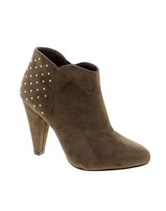 ASOS ARIES Studded Ankle Boots