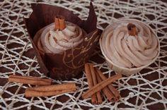 Cupcakes à la cannelle
