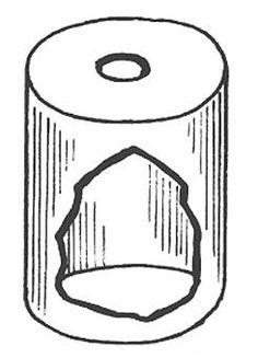 Ловушка, сделанная из ведра