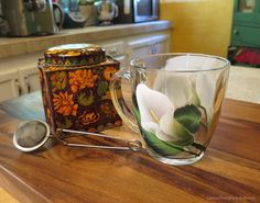 Custom Hand Painted Glassware and Gifts by Brenda Dee Cook Hand Painted Mugs, Hand Painted Wine Glasses, Mug Decorating, Heat Treating, Calla Lily, Coffee Cups, Glass Art, Donna Dewberry, Lilies