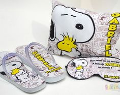 Kit Festa do Pijama Snoopy