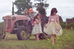Babyology Exclusive – Heavenly Creatures' get their groovy on with Spring Summer 2013