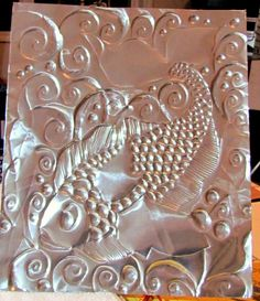 Enchanted Fish using an oven tray