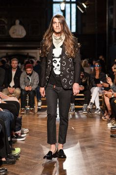 N. Hoolywood Spring 2014 Men's Collection
