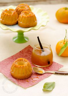 Mandarine Cakes Recipe: The arrival of mandarin oranges on our fruit stands signals the arrival of the holiday season. Treat yourself to something amazing!