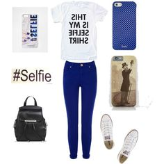 My selfie shirt !♡ by loverofeverything8infinite on Polyvore featuring polyvore fashion style Oasis Converse Mossimo Iphoria Keds