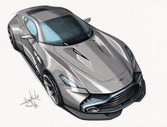 3,502 個讚,21 則留言 - Instagram 上的 Car Design Daily(@cardesigndaily):「 By Aleksandr Sidelnikov Rate from  to  」