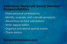 Six Rules for Finding Members for a Nonprofit's Board of Directors Fundraising Letter, Nonprofit Fundraising, Fundraising Events, Fundraising Ideas, Church Fundraisers, Letter Organizer, Grant Writing, Gifts For Teen Boys, Speech Therapy Activities