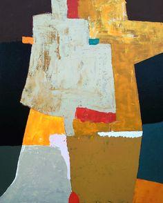 "Saatchi Online Artist Michele Senesi; Painting, ""Composition 06 (SOLD)"" #art"
