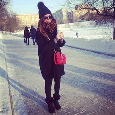 Comfortable Winter Fashion aka Not bothered!
