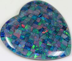 112.65 CTS TOP QUALITY MOSAIC OPAL ELECTRIC COLOR PLAY C5485   opal chips, opal chips , mosaic  fire opal ,