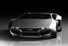 The Tomaso Mangusta Legacy Concept