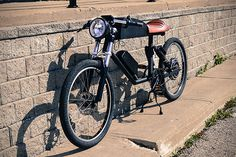 Tempus Electric Bike