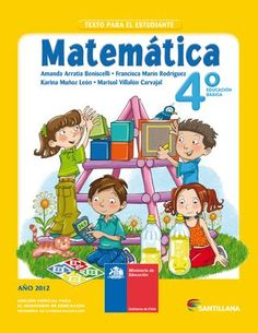 Texto de Matemática, 4º Básico