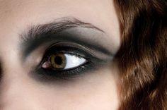 "130186: "" Makeup at Vivienne Westwood Fall 2010 """