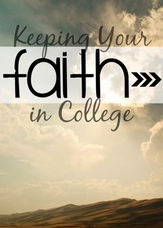 STS Sundays: Keeping Your Faith in College