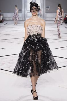 Giambattista Valli couture printemps-été 2015 #mode #fashion