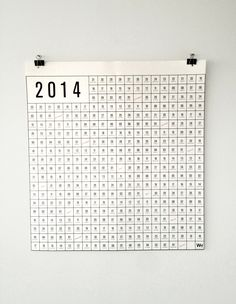 Wrong for Hay Calendar by Snæfríð and Hildigunnur
