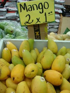 nwaFoodie: I found the source for perfect mangos!