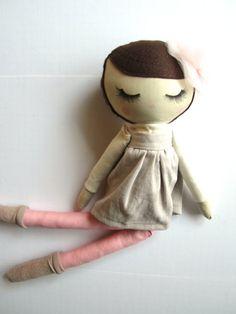Original Mend Doll handmade custom dolls