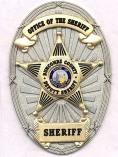Buncombe county Sheriff NC