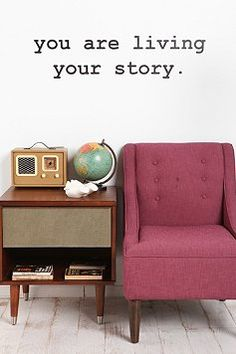 Urban Outfitters: $29.00. This would be fitting for my home library