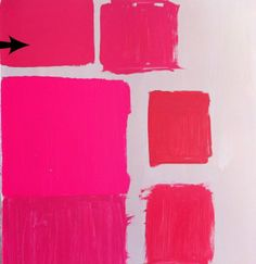 wandfarben pink and dunkle w nde on pinterest. Black Bedroom Furniture Sets. Home Design Ideas