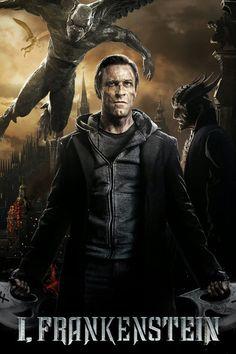 I Frankenstein 2014 Online Full 720p Dual Audio Movie in BRRip 800MB
