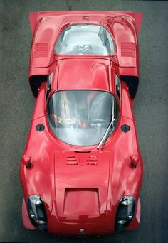 1968  Alfa Romeo Autodelta Racing Team