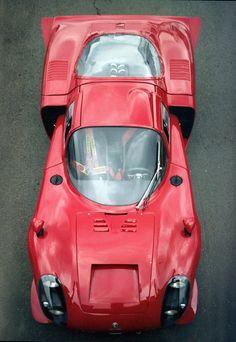 1968  Alfa Romeo Autodelta Racing Team