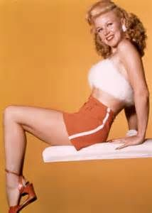 Golden Hollywood Classic Actresses - GINGER ROGERS