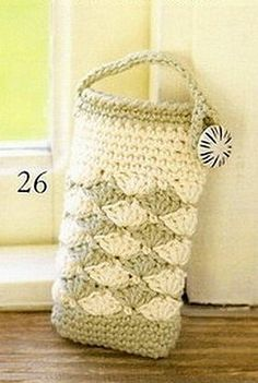 Free Crochet Pattern Mobile Phone Case