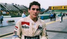 Ayrton Senna (BR) 1984