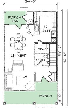 Small House Plan in 3 Sizes - 10048TT | Cottage, Country, Craftsman, Narrow Lot, Photo Gallery, 2nd Floor Master Suite, Butler Walk-in Pantry, CAD Available, PDF | Architectural Designs